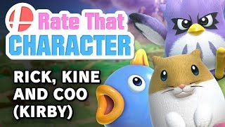 Rick Kine & Coo - Rate That Character