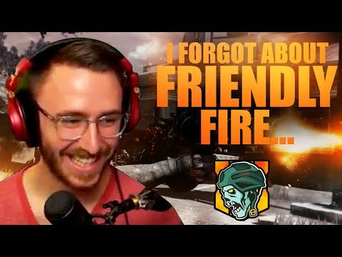 I Forgot About Friendly Fire.. - COD:Blackout Beta Gameplay