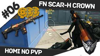 Warface Brasil: HOMI NO PVP #06 / FN Scar-H Crown