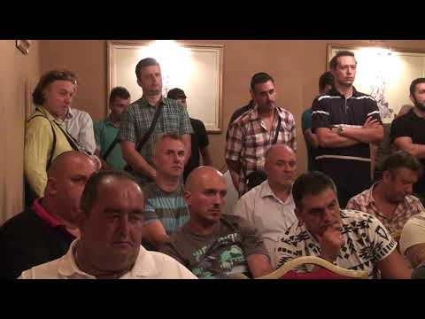 Tv Tera Bitola  Reformatorite vo VMRO DPMNE odrzaa tribina vo Bitola 15 08