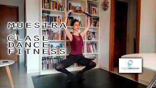 MUESTRA CLASE DANCE FITNESS ESTUDIO 1