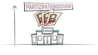 Was ist ein Partizipationsschein? | NZZ-Finanzlexikon