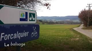 La Méditerranée à vélo dans les Alpes de Haute-Provence