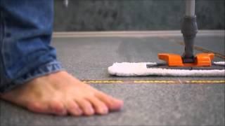 ЧИСТЫЙ ДОМ Видеоурок 3 | Как сделать, чтобы линолеум блестел!