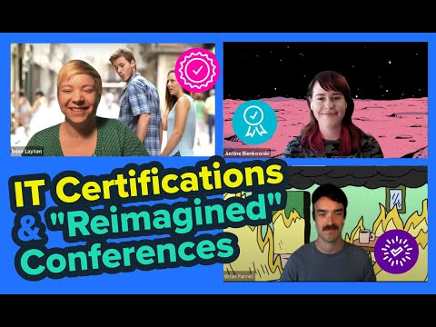 """The SaaSOps Show: IT Certifications & """"Reimagined"""" Conferences"""