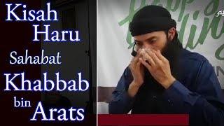 Cover images Kisah Haru Sahabat Khabbab bin Arats - Ust Syafiq Riza Basalamah