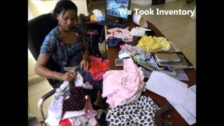 Mali Orphans Clothes Arrive 1st U.S. Donation
