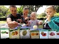 Kids Tasting Weird Australian Ice Cream (in Daintree Paradise)