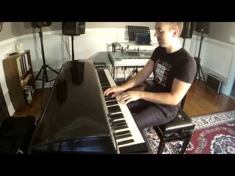 Fly Me To The Moon  Fender Rhodes Cover  Alexander Lioubimenko MTL Jazz Festival 2017