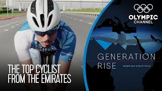 Meet Yousif Mirza, the Top Cyclist from the UAE | Generation Rise