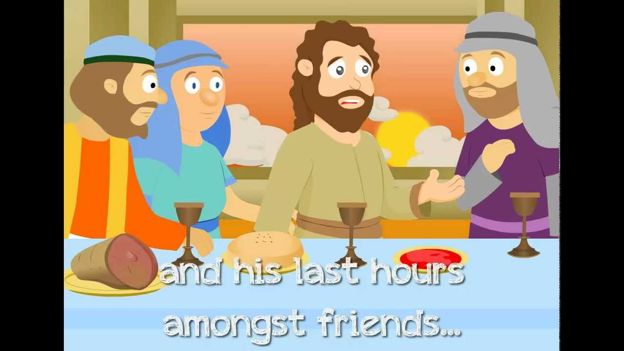 Coming Soon Life Of Jesus The Last Supper Bible Story And Games For Children On IPad