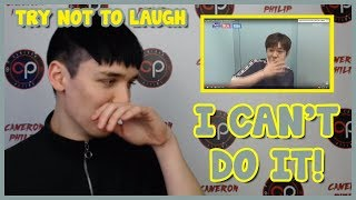 KPOP TRY NOT TO LAUGH CHALLENGE #11 [TOO HARD]