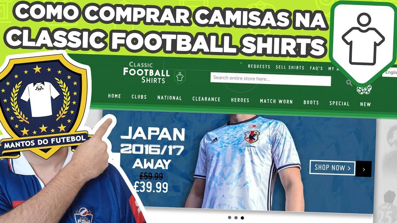 0eab105db1 Melhores lojas de camisas de futebol - Guia MDF | Mantos do Futebol