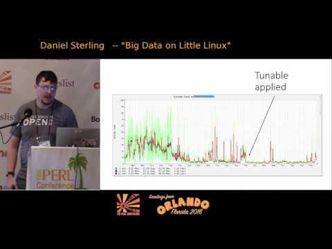 big data on little linux:  hard-won lessons managing dozens of servers processing petabytes of data