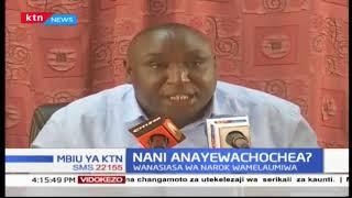 Wabunge kutoka eneo la Bonde La Ufa walaumu wanasiasa wa Narok kwa kuchochea ghasia