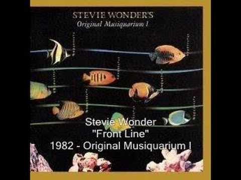 Stevie Wonder - Front Line