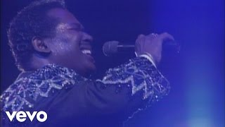 Luther Vandross - Superstar - Wembley Stadium 1989