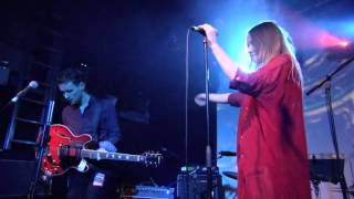 Coves perform Last Desire at Fred Perry Sub-Sonic Live in Nov 2012 ...