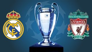 Video Gol Pertandingan Real Madrid vs Liverpool