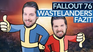 Bringt Wastelanders Michi zu Fallout 76 zurück?