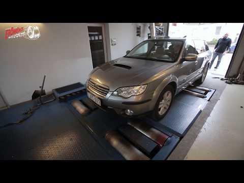 Totalcar Erőmérő: Subaru Outback 2 0 diesel