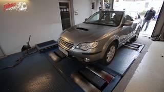 Totalcar Erőmérő: Subaru Outback 2.0 diesel thumbnail