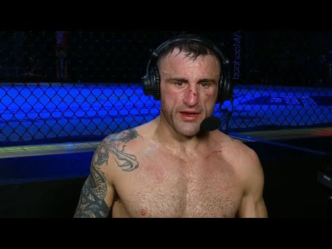 UFC 251: Alexander Volkanovski Post-fight Interview