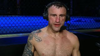 UFC 251: Alexander Volkanovski Post-fight Interview