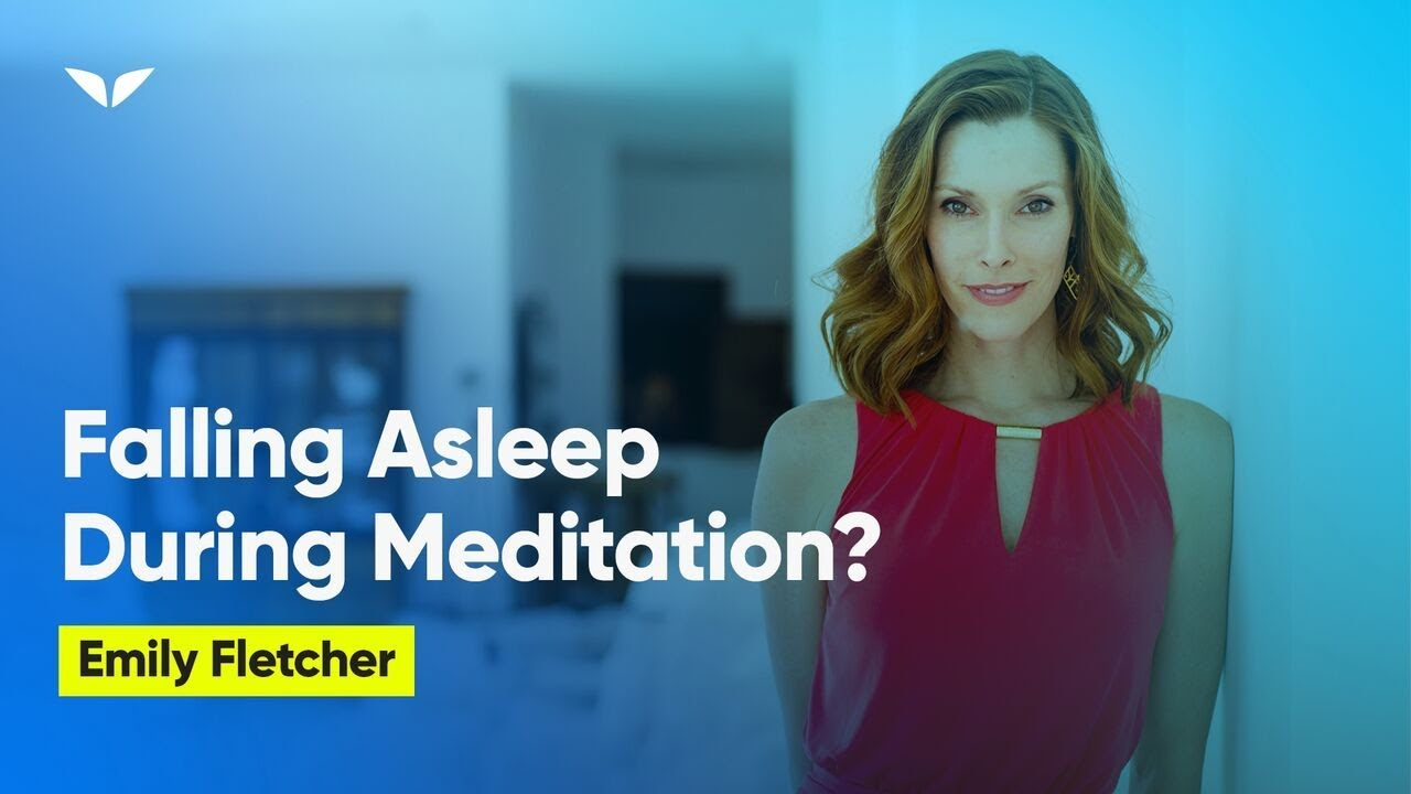 Why You Sometimes Fall Asleep While Meditating | Emily Fletcher