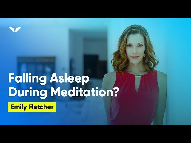 Falling Asleep During Meditation? Here's What To Do