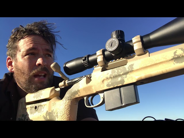 Athlon ARES ETR 4.5-30x56 Tracking Results - HOLY MOSES! ~ Rex Reviews