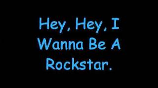 Nickleback- Rockstar Lyrics