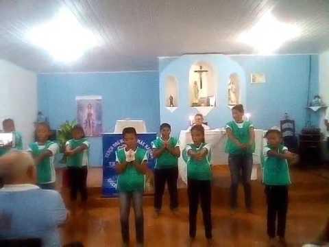 Terço das crianças Guadalupe Piauí