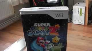Super Mario Galxay 2 with Pre-Order Bonus Tin