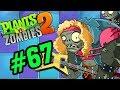 ĐÁNH BẠI BOSS NHẠC ROCK Plants Vs Zombies 2 Tập 67 Hoa Quả Nổi Giận 2 Android Ios mp3