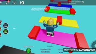 Stage 190 to 226 roblox mega fun obby