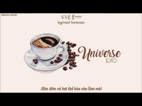 [Vietsub+Han+Rom] Universe - EXO