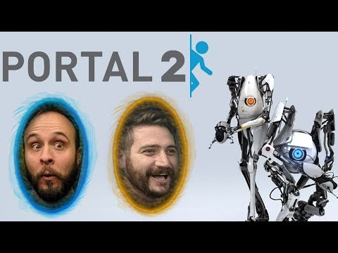 WHAT YEAR IS IT?! - Portal 2 Gameplay