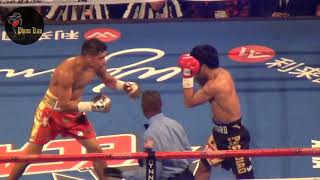 Manny Pacquiao vs  Jessie Vargas FULL FIGHT from inside the arena