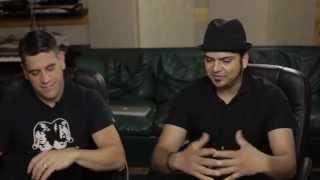 Billy Talent Interviews - Viking Death March (Ian & Jon)