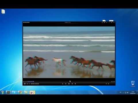 Как смотреть фильмы и ролики в 3d на мониторе