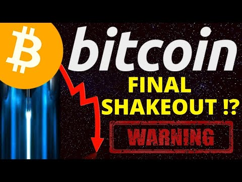 🎇BITCOIN FINAL SHAKEOUT !?🎇bitcoin Litecoin Ethereum Price Prediction, Analysis, News, Trading