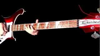 The Beatles- All You Need Is Love (Bass Cover)