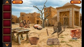Can You Escape Golden Horde 2 Walkthrough [5nGames]