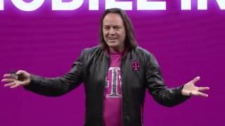 T-Mobile CEO John Legere's Uncarrier Next Best Moments