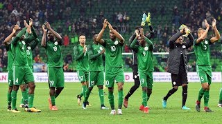 Soar to Russia with the Super Eagles - Football 2018