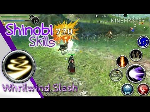 Avabel Online - Shinobi Skills