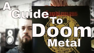 💀 A Guide to Doom Metal & It's Subgenres 💀