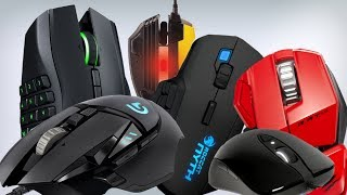 Top 5 Best FPS PC Gaming Mouse | All Time Best First Person Shooter Gaming Mice 🖱🖱