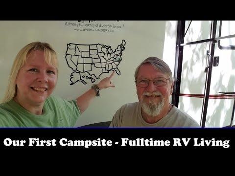 RV Living Fulltime - Raleigh/Durham NC, Jordan Lake State Park